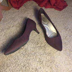 Dexflex Comfort Pointy Low Heels/Pumps